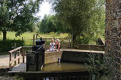 Bovenste molen, Plaat, Epen, Limburg, Netherlands