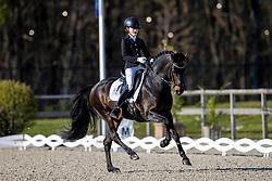 Peeters Anna, BEL, Balotelli<br /> CDI 3* Opglabeek<br /> © Hippo Foto - Dirk Caremans<br />  24/04/2021