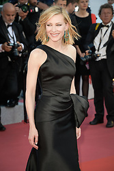 Cate Blanchett attending the premiere of the film Les Filles du Soleil during the 71st Cannes Film Festival in Cannes, France on May 12, 2018. Photo by Julien Zannoni/APS-Medias/ABACAPRESS.COM