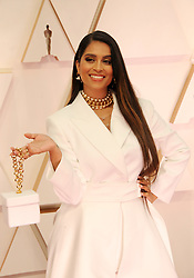Lilly Singh at the 92nd Academy Awards held at the Dolby Theatre in Hollywood, USA on February 9, 2020.