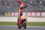 Race winner #93 Marc Marquez, Spanish: Repsol Honda Team during racing on the Bugatti Circuit at Le Mans, Le Mans, France on 19 May 2019.