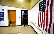 Democratic 2020 U.S. presidential candidate and entrepreneur Andrew Yang arrives for a town hall meeting  in Sioux City, Iowa, January 27, 2020.     REUTERS/Rick Wilking
