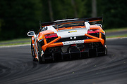 August 22-24, 2014: Virginia International Raceway. #77 Joe Courtney, Musante Motorsport, Lamborghini Boston
