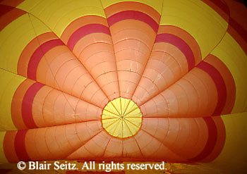 Outdoor recreation, Hot Air Balloons, York Co. Park, PA
