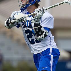 2011-03-13 Mercer at Duke Blue Devils lacrosse