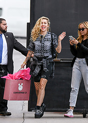 Miley Cyrus is seen. in Los Angeles, California. NON-EXCLUSIVE May 01, 2018. 01 May 2018 Pictured: Miley Cyrus. Photo credit: PG/BauerGriffin.com/MEGA TheMegaAgency.com +1 888 505 6342