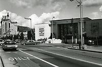 1971 Vine St. & Sunset Blvd.