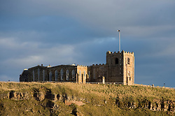 Saint Marys Church perched High above Whitby.18 September 2010 .Images © Paul David Drabble