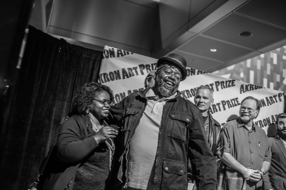 Frederick Shortridge announced as first place winner of Akron Art Prize 2015
