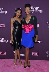 May 3, 2018 - Los Angeles, California, U.S. - Tami Roman arrives for the VH1's 3rd Annual 'Dear Mama: A Love Letter to Moms' at the Theatre at the Ace Hotel. (Credit Image: © Lisa O'Connor via ZUMA Wire)