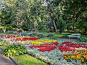 Uzdrowisko Połczyn-Zdrój, park zdrojowy