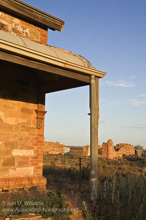 Hammond Ghost Town, Flinders Ranges South Australia