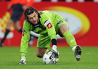 Fotball<br /> Tyskland<br /> Foto: Witters/Digitalsport<br /> NORWAY ONLY<br /> <br /> 20.01.2009<br /> <br /> Torwart Logan Bailly Gladbach<br /> <br /> Testspiel Borussia Mönchengladbach - Borussia Dortmund
