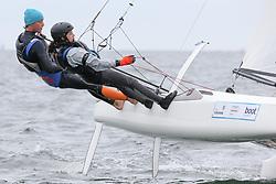 , Kiel - Kieler Woche 20. - 28.06.2015, Nacra 17 - ITA 91 - Ugulini, Gianluigi