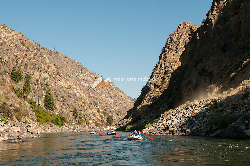 Middle Fork of the Salmon River, Idaho.
