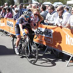 20-04-2016: Wielrennen: Waalse Pijl vrouwen: Huy    <br /> HUY (BEL) cycling    <br /> The Fleche Wallomne is the last springrace in the Womens Worldtour.