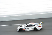 January 26-29, 2017: Rolex Daytona 24. 19 BMW Team RLL, BMW M6, Bill Auberlen, Alexander Sims, Augusto Farfus, Bruno Spengler , BMW art car