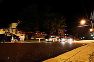 Clifton Heights, PA - Area police daprtments work together to operate a DUI checkpoint on Baltimore Pike. The checkpoint was active from 11pm to 4am and multiple arrests were made for driving under the influence.