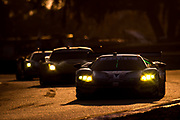 March 16-18, 2017: Mobil 1 12 Hours of Sebring. 68 Ford Chip Ganassi Racing, Ford GT, Billy Johnson, Stefan Mucke, Olivier Pla
