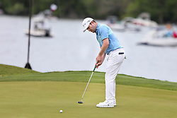 March 29, 2019 - Austin, Texas, United States - Branden Grace putts the 14th green during the third round of the 2019 WGC-Dell Technologies Match Play at Austin Country Club. (Credit Image: © Debby Wong/ZUMA Wire)