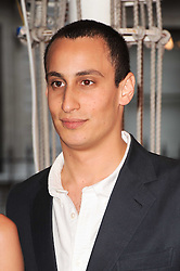 ALEX DELLAL at the Royal Academy of Arts Summer Party held at Burlington House, Piccadilly, London on 9th June 2010.