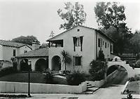 Circa 1930 2017 El Cerrito in the Outpost Estates