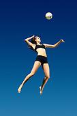 Alesha Volleyball