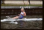 Molesey, Great Britain. GBR W1X.  1992 British International Rowinig Training on the Henley Reach, Surrey,  [Mandatory Credit. Peter Spurrier/Intersport Images] +1992 +Molesey +Henley 1992 GBRowing Training, Molesey/Henley, United Kingdom