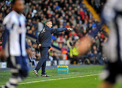 Crystal Palace caretaker manger keith Millen-Photo mandatory by-line: Alex James/JMP - Tel: Mobile: 07966 386802 02/11/2013 - SPORT - FOOTBALL - The Hawthorns - West Bromwich - West Bromwich Albion v Crystal Palace - Barclays Premier League