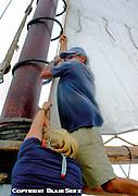 Outdoor recreation, A. J. Meerwald, NJ tall ship