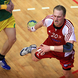 20081024: Handball - MIK League, RK Slovan vs Merkur
