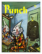 Punch cover 21 December 1960
