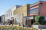 The Colonnade Mall on South Lake Ave in Pasadena
