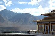 India, Ladakh region state of Jammu and Kashmir, Leh Imperial Palace