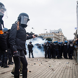 2019/01 Gilets Jaunes Paris Acte 08