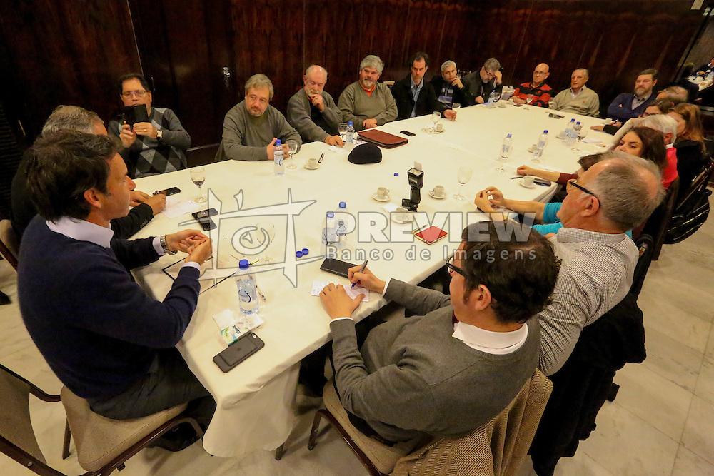 Duda Melzer, presidente do Grupo RBS. FOTO: Marcos Nagelstein/ Agência Preview