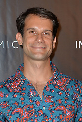 August 29, 2018 - New York, NY, USA - August 29, 2018  New York City..Jeff Campanella attending 'An Actor Prepares' film premiere on August 29, 2018 in New York City. (Credit Image: © Kristin Callahan/Ace Pictures via ZUMA Press)