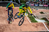 #7 (WILLOUGHBY Sam) AUS at the 2016 UCI BMX World Championships in Medellin, Colombia.