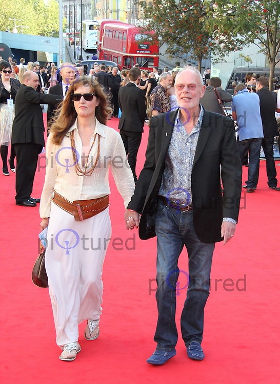 Bob Harris George Harrison: Living in the Material World UK Premiere, BFI Southbank,London, UK. 02 October 2011 Contact: Rich@Piqtured.com +44(0)7941 079620 (Picture by Richard Goldschmidt)