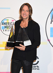 2017 American Music Awards held at the Microsoft Theatre L.A. Live on November 19, 2017 in Los Angeles, CA. 19 Nov 2017 Pictured: Keith Urban. Photo credit: Tammie Arroyo/AFF-USA.com / MEGA TheMegaAgency.com +1 888 505 6342