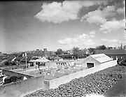 New Shell Depot at Ballina, Co. Mayo.<br /> <br /> 27.04.1961