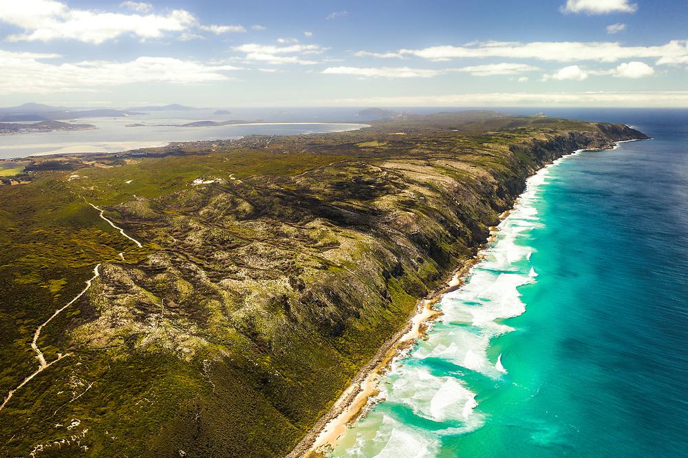 Sandpatch Beach near Albany, Western Australia.