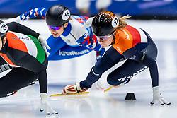 12-01-2019 NED: ISU European Short Track Championships 2019 day 2, Dordrecht<br /> Yara van Kerkhof #12 NED