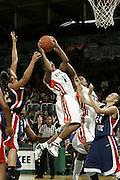 2008 University of Miami Women's Basketball vs FAU