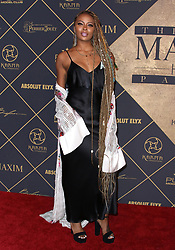 Model Eva Marcille at The 2017 MAXIM Hot 100 Party, produced by Karma International, held at the Hollywood Palladium in celebration of MAXIM's Hot 100 List on June 24, 2017 in Los Angeles, CA, USA (Photo by JC Olivera) *** Please Use Credit from Credit Field ***