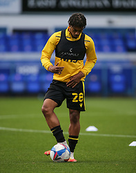 Zain Walker of Bristol Rovers during the warm up - Mandatory by-line: Arron Gent/JMP - 05/09/2020 - FOOTBALL - Portman Road - Ipswich, England - Ipswich Town v Bristol Rovers - Carabao Cup