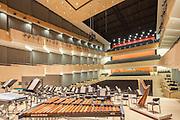 Philharmonic Concert Hall, Aarhus, Denmark<br /> Architect: C.F. Møller. Engineer: Søren Jensen. Built: 2007