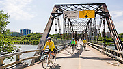 The Traffic Bridge, Saskatoon Cycling Club Bikeapalooza, May 19 - 22, 2006