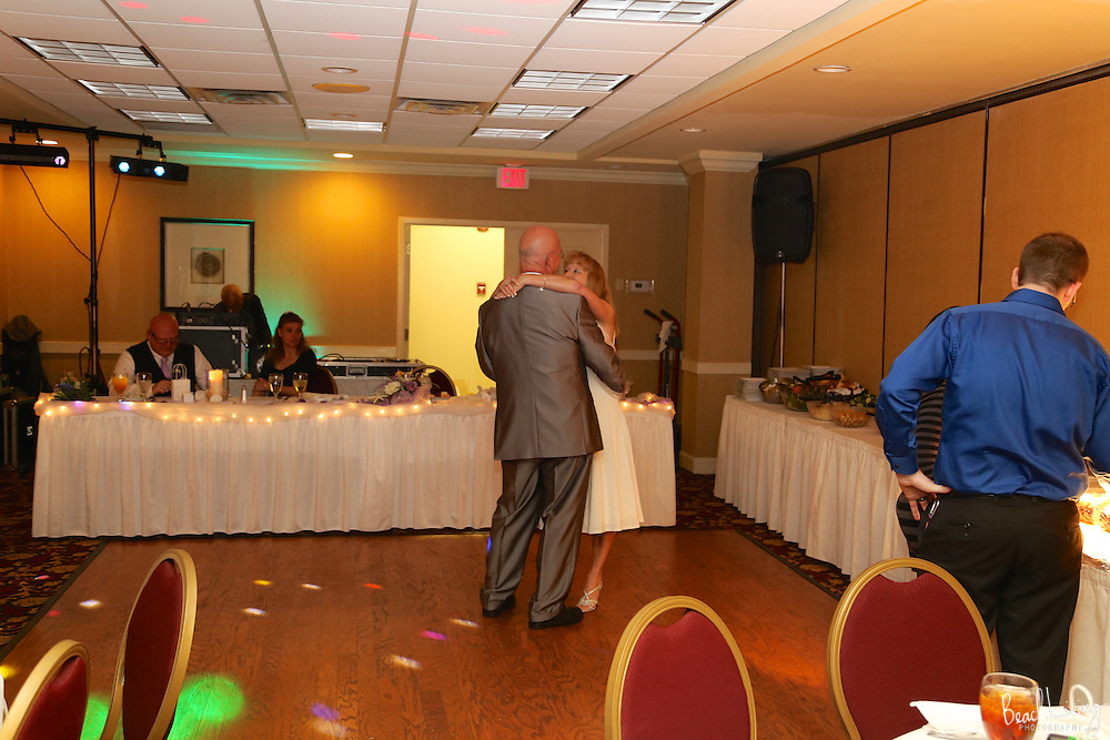Surfside Holiday Inn Chris and Tammy Looney wedding.  3/6/2015 Surfside Holiday Inn.