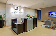 Office lobby interior inspiration for Commercial Interior Designers and Architects